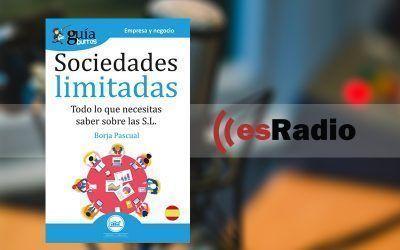 Borja Pascual presenta su libro en 'Mundo Emprende'