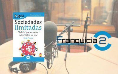 Borja Pascual habla de sociedades limitadas en 'Franquicia2'