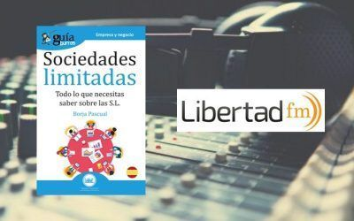 Borja Pascual presenta su último libro en el programa 'El quitamiedos'