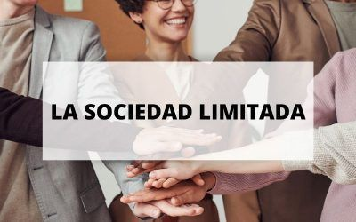 ¿Sabes lo que es una Sociedad Limitada?